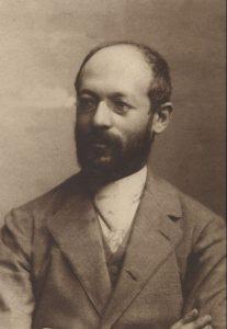 Il filosofo tedesco Georg Simmel