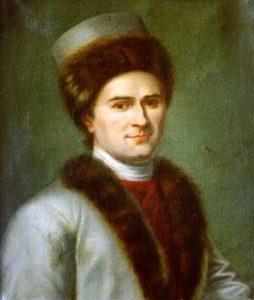 Il filosofo francese Rousseau, al cui pensiero Kleist si rifà più volte. La mendicante di Locarno