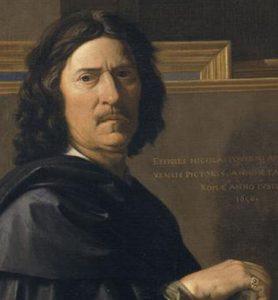 Ritratto di Nicolas Poussin