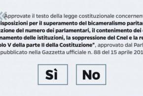 Referendum costituzionale: i mercati hanno paura del Cinque Stelle?