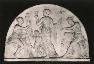 Tyche Moire sorte letteratura greca