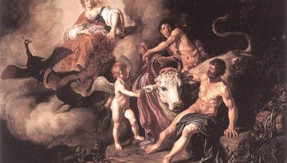 Hera, storia di una Dea-Sposa