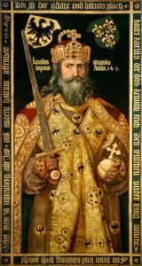 San Carlo Magno Durer