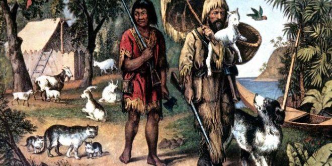 Risultati immagini per robinson crusoe