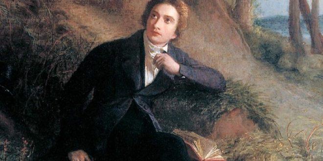 Keats e il mare: un rifugio dalla modernità