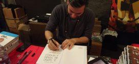 Napoli Comicon 2017: intervista a Giacomo Bevilacqua