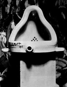 Duchamp, Fountain