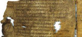 Papiri e la loro tradizione: salvezza di Menandro