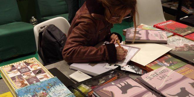Napoli Comicon 2017: Intervista a Simona Binni