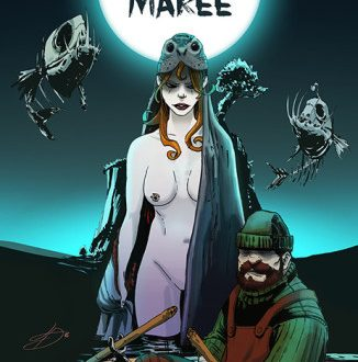 L'albero delle Maree: un fumetto tra horror e folklore