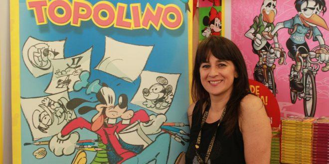 10 anni di Topolino: intervista a Valentina De Poli