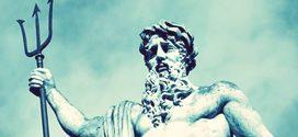 Poseidone, Anfitrite e l'origine della vita