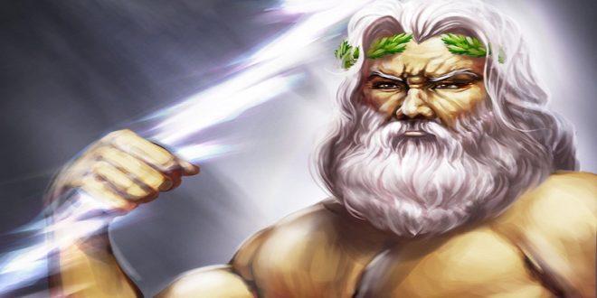 Zeus l'onnipotente: il dio infelice