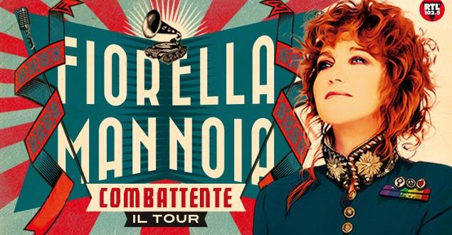 Fiorella Mannoia ospite all'arena Virgilio di Gaeta