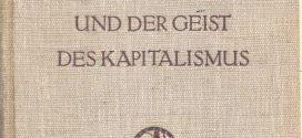 Max Weber: la ragione della fede protestante
