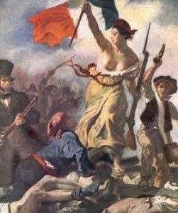 Libertà, Montesquieu, Rivoluzione Francese