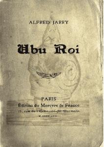 Ubu Re Alfred Jarry