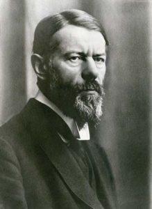Weber etica protestante