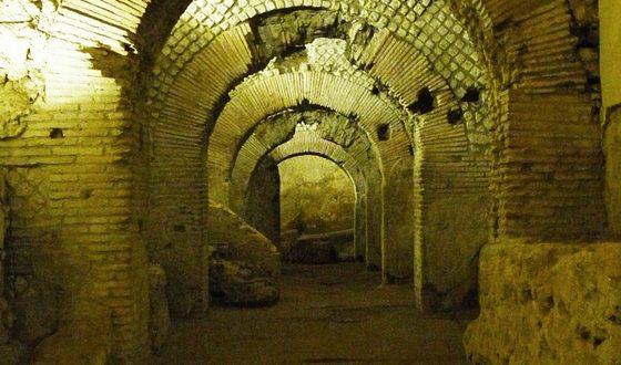 Fori di Napoli: l'organizzazione della città greco-romana