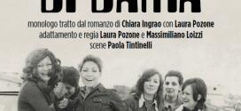 """""""Dita di dama"""" da romanzo a spettacolo"""