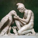 amori divini: ganimede e l'acquila