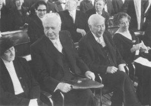 Karl Jaspers ed Hannah Arendt