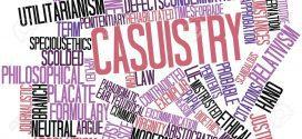 """La casistica: una """"disreputable word"""" per la bioetica"""