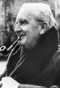J.R.R. Tolkien lavorò al Silmarillion per tutta la vita