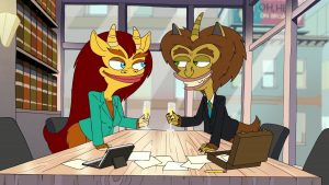 Big Mouth: Maurice e Connie