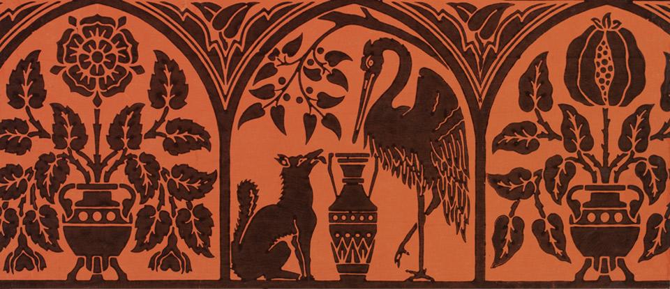 La volpe e la cicogna