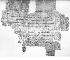 papiro qasr ibrim gallo