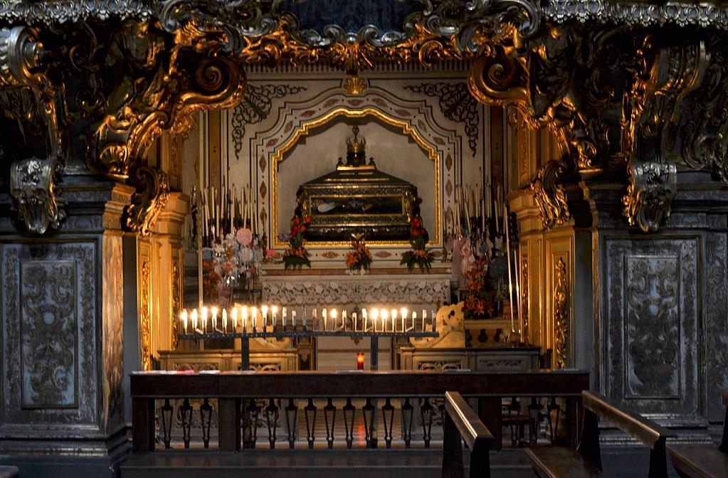 Santa Patrizia