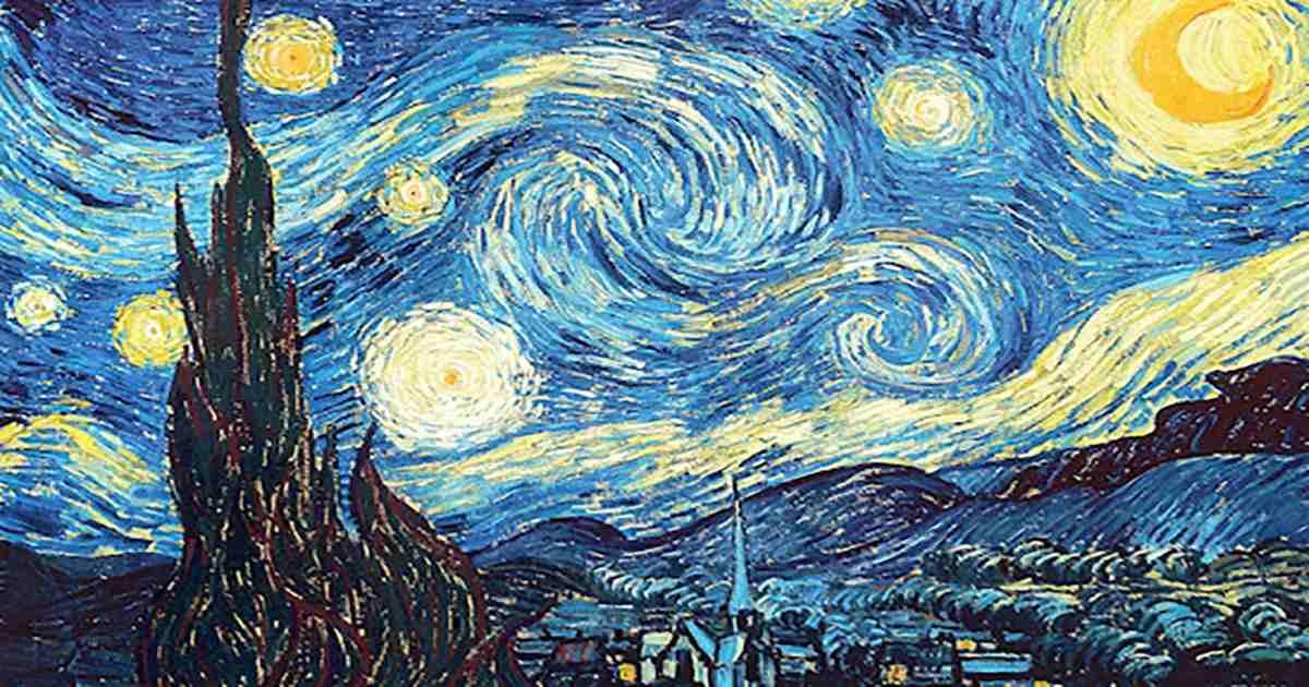 Loving Vincent, Starry Night