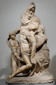 Pietà Bandini, Michelangelo