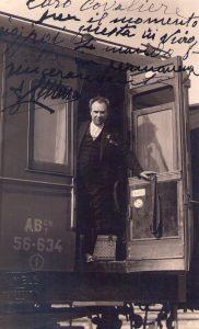 Angelo Musco (A. Mele, fotografia Rimini).
