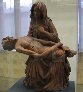 Esempio di Vesperbild: Pietà di Norimberga