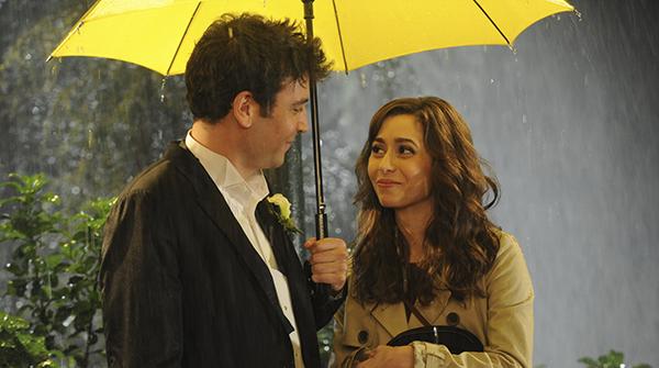 Ted e Tracy nel finale di stagione