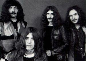 Formazione originale dei Black Sabbath per Paranoid