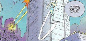 Silver Surfer - Parabola