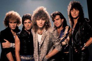 I Bon Jovi hanno fatto da apripista al genere hair metal