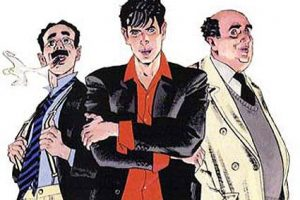 Dylan Dog, Groucho e Bloch