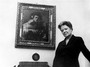 Anna Banti nella Fondazione Longhi