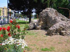 villa romana di Scampia