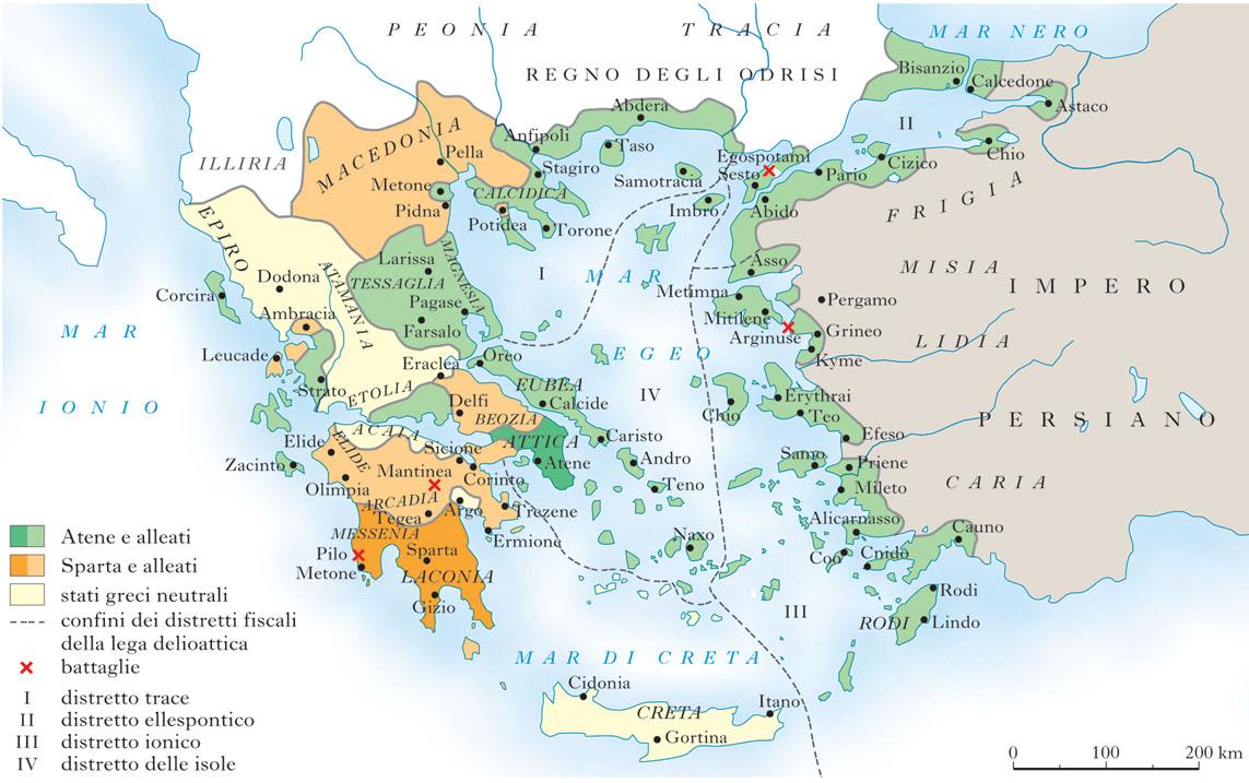 Peloponneso Guerra del