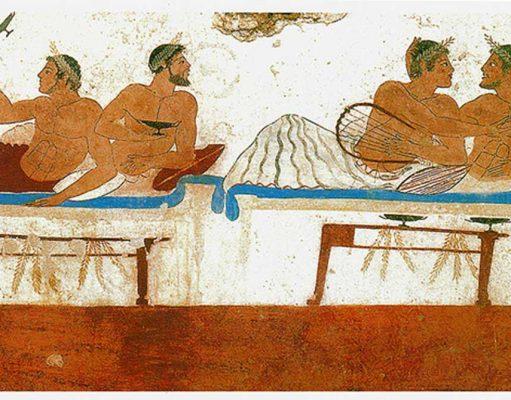 amori omosessuali nella grecia antica paestum