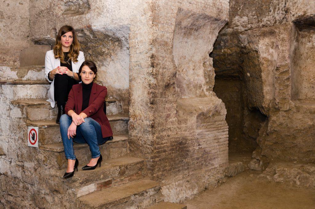 Underneath the Arches - Chiara Pirozzi, Alessandra troncone