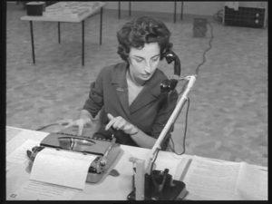 meccanizzazione lavoro delle donne