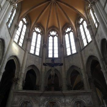 San lorenzo maggiore perla gotica nella napoli angioina - Finestre circolari delle chiese gotiche ...