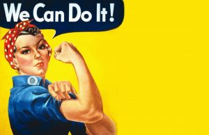 lotiformi femminismo donne we can do it