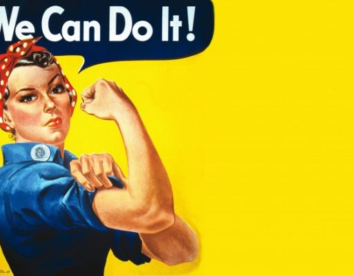 lotiformi femminismo donne we can do it